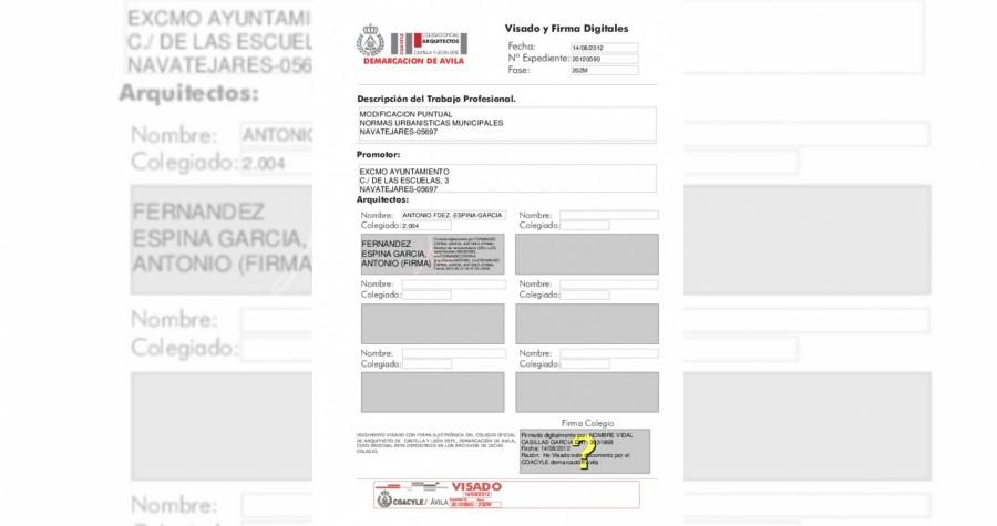 Modificacion puntual normas urbanisticas julio 2012